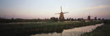 Netherlands  South Holland  Kinderdijk  Windmills Village