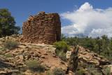 USA  Utah  Blanding Tower Ruin at Mule Canyon Towers Ruins