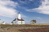USA  Washington  Sequim  Dungeness Spit Dungeness Spit Lighthouse