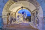 Hungary  Budapest  Fisherman's Bastion