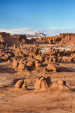 USA  Utah  Goblin Valley Sp Gnome and Goblin Formations