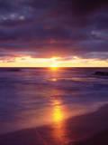 USA  California  San Diego  Sunset Cliffs Beach on the Pacific Ocean