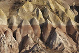 Turkey  Istanbul  Kemerburgaz  View of Rock Formation in Goreme