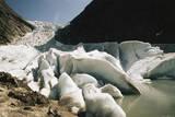 Norway  Briksdal Glacier