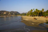 Playa Municipal (Aka Playa Del Puerto Zihuatanejo)  Guerrero  Mexico