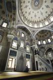 Turkey  Istanbul  Topkapi  Man Sitting in Kara Ahmet Pasa Mosque