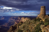 Desert View Watchtower and South Rim