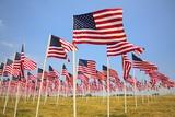 American Flags  Oregon