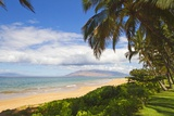 Keawakapu Beach  Wailea on Island of Maui  Hawaii