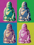 Buddha Pop-Art