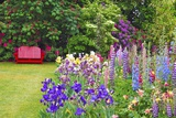 Schreiner Iris Gardens in Salem  Oregon
