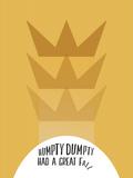 Humpty Dumpty Minimalism