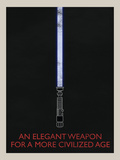 An Elegant Weapon Retro