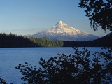 Lost Lake and Mount Hood