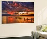 Mortimer Bay Sunset