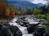 Cascades on Ausable River