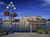 Empress Hotel Along Victoria Harbour
