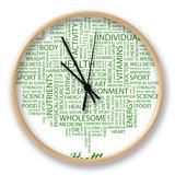 Santé Horloge par Login