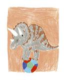 Triceratops Balance