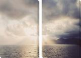 Cloud Tableau multi toiles par Irene Suchocki