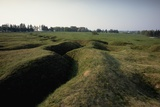 German Front Line Trenches