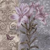 Floral Butterfly II