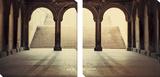 Arcs Tableau multi toiles par Suchocki
