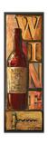 Type Set Wine Panel I