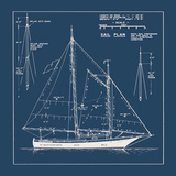 Nautical Blueprint I