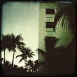 Miami Vintage III Giclée par Tony Koukos