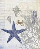 Ebb and Flow I Reproduction d'art par Ken Hurd