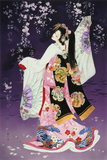 Sagi No Mai Giclée par Haruyo Morita