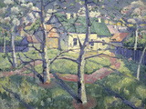 Apple Trees  1904