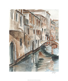 Venetian Watercolor Study II