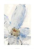 Floral Blue I