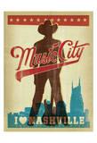 Music City  I Love Nashville