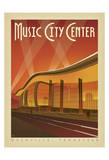 Music City Center  Nashville  Tennessee