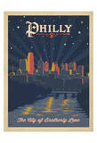 Philly  City of Brotherly Love