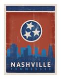 Skyline  Nashville  Tennessee