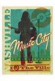 Music City  Nashville  Tennessee