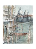 Venetian Watercolor Study I