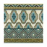 Turquoise Textile IV