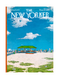The New Yorker Cover - August 20  1973