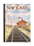 The New Yorker Cover - October 11  1952