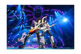 KISS - 40th Anniversary Tour Live - Stanley and Thayer