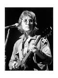 John Lennon - Madison Square Garden 1972 (Black and White)