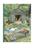 The New Yorker Cover - June 2  1951