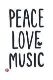 Woodstock- Peace Love Music