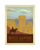 Parc national Bryce Canyon, Utah Giclée par Anderson Design Group