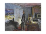 Bonnard dans son atelier